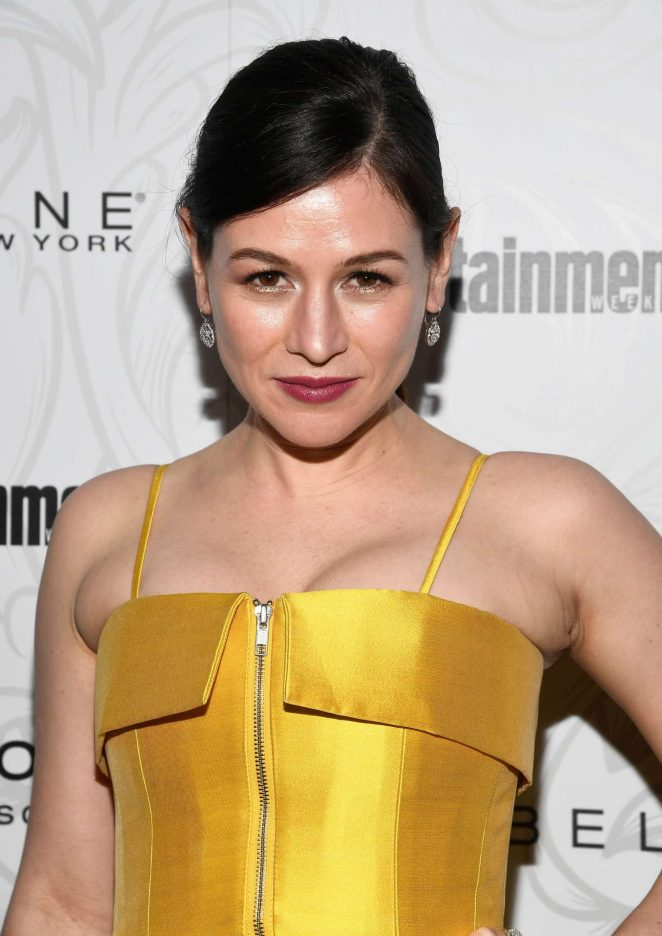Yael Stone – Entertainment Weekly Celebration of SAG Award Nominees in Los Angeles