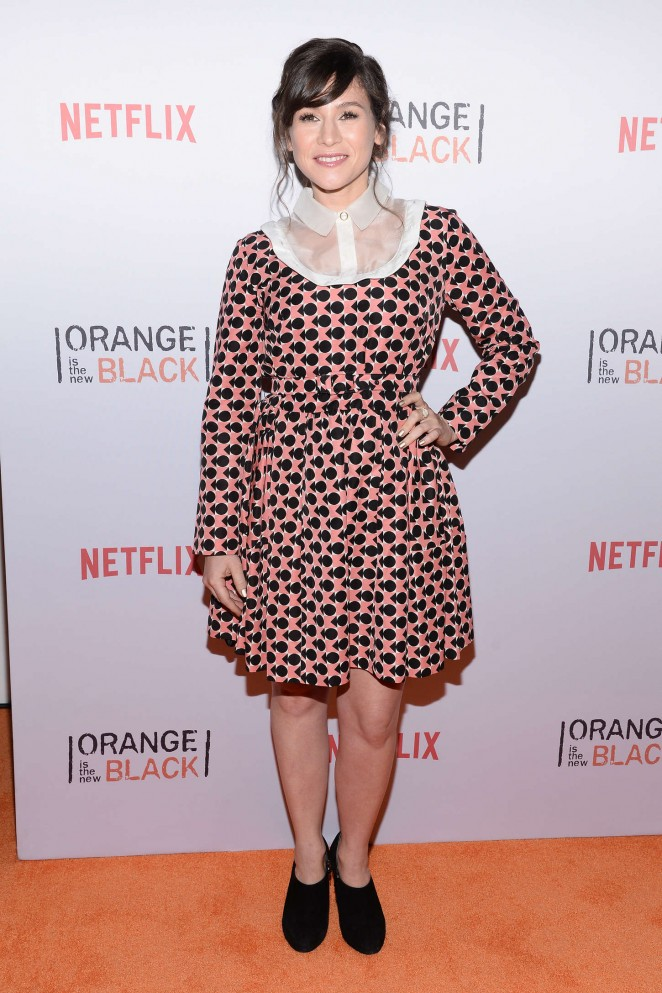 Yael Stone - 'Orangecon' Fan Event in NYC