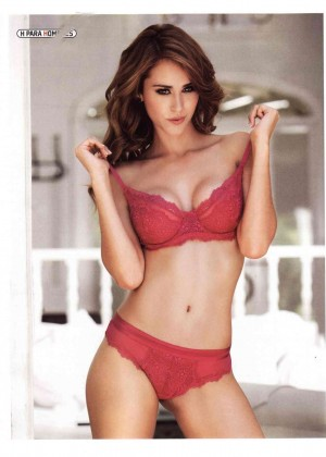 Yanet Garcia - H Para Hombres Magazine (Octube 2015)