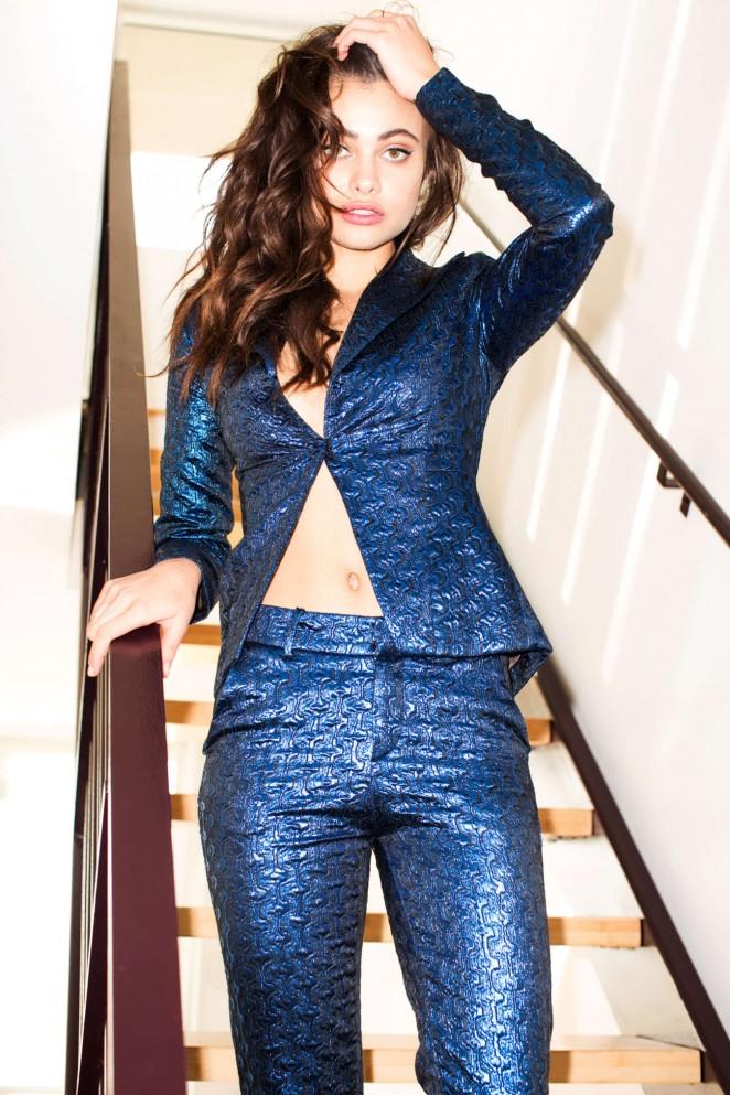 Yara Khmidan: Galore Magazine 2015 -08
