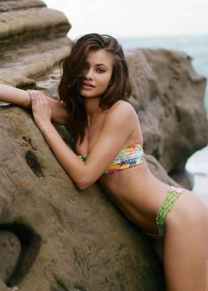 Yara Khmidan: San Lorenzo Swimwear 2015 -13