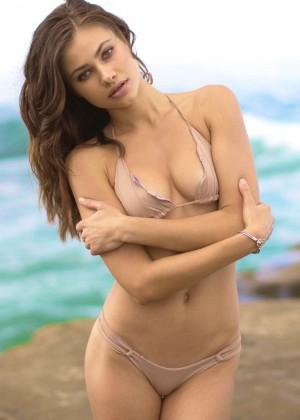 Yara Khmidan: San Lorenzo Swimwear 2015 -16
