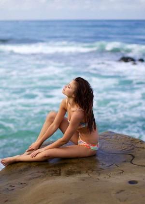 Yara Khmidan: San Lorenzo Swimwear 2015 -44