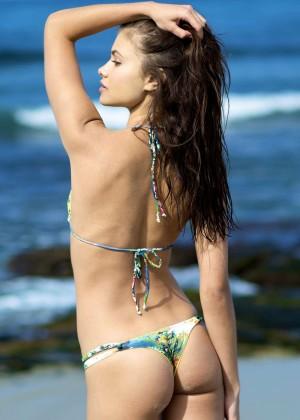 Yara Khmidan: San Lorenzo Swimwear 2015 -55
