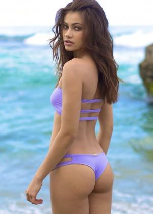 Yara Khmidan: San Lorenzo Swimwear 2015 -67