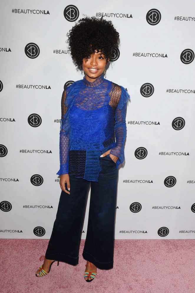 Yara Shahidi - 2017 Beautycon Festival in Los Angeles