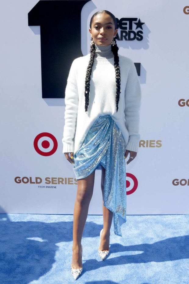 Yara Shahidi - 2019 BET Awards in Los Angeles