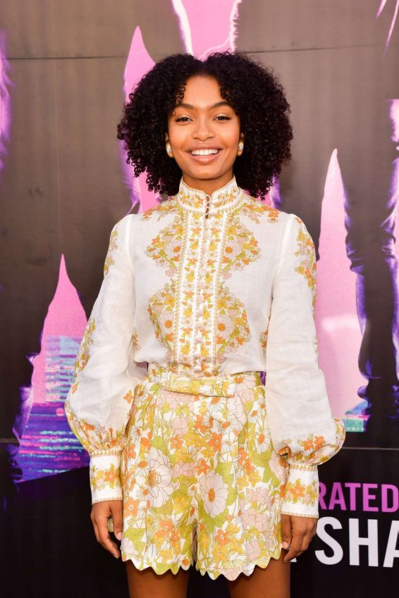 Yara Shahidi - 'Alliances: A Trick of Light' Experience at Comic Con San Diego 2019