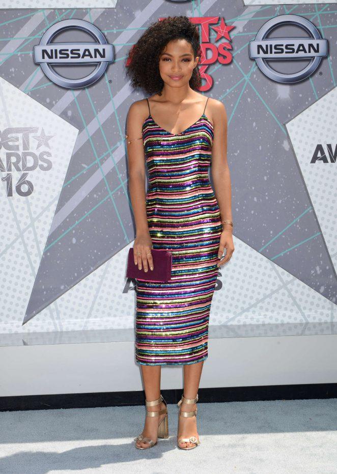 Yara Shahidi - BET Awards 2016 in Los Angeles