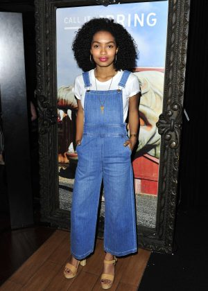 Yara Shahidi - Call It Spring Hosts Private Event at Selena Gomez Concert in Los Angeles