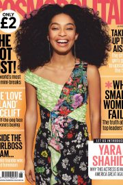Yara Shahidi - Cosmopolitan UK Magazine (June 2019)