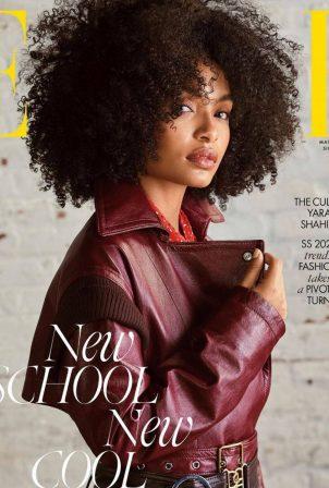 Yara Shahidi - Elle Magazine (Singapore - March 2020)