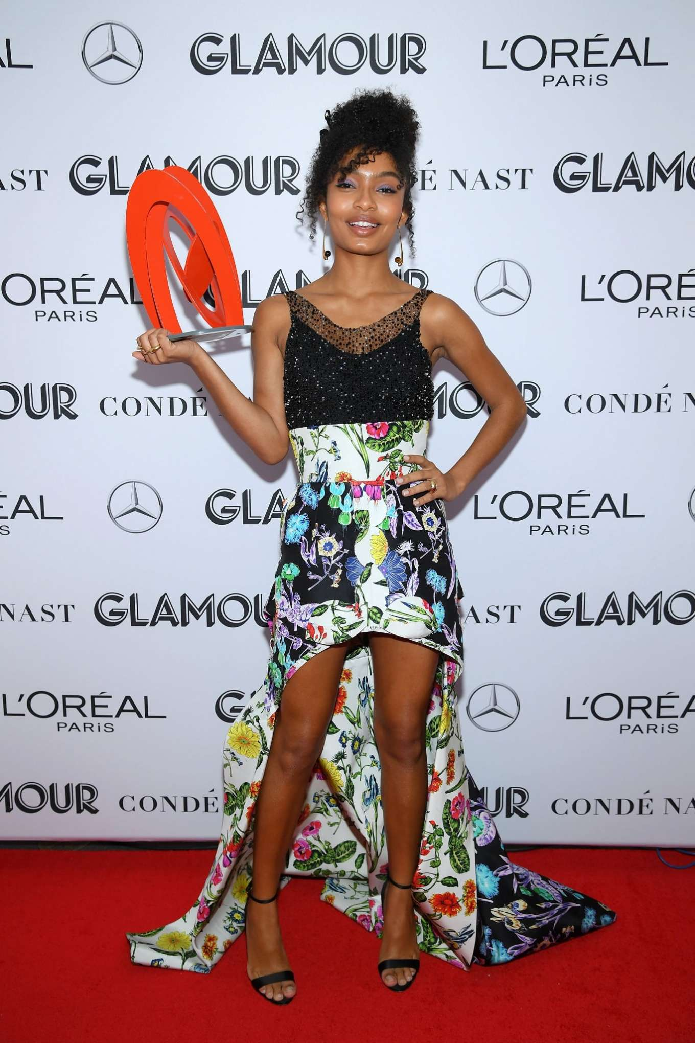 Yara Shahidi - Glamour Women Of The Year Awards 2019 in NYC