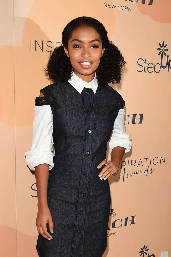 Yara Shahidi - Inspiration Awards 2017 in Los Angeles
