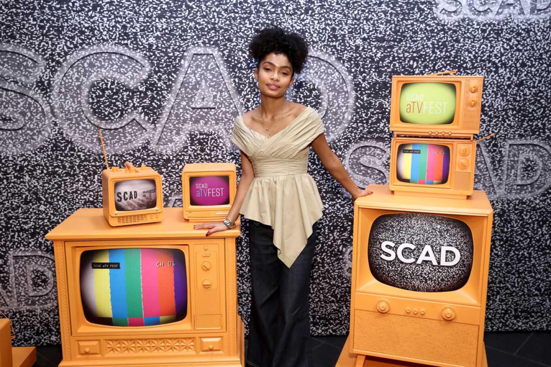 Yara Shahidi 2020 : Yara Shahidi – SCAD aTVfest 2020 – The Spirit And Style Of Grown-ish in Atlanta-03