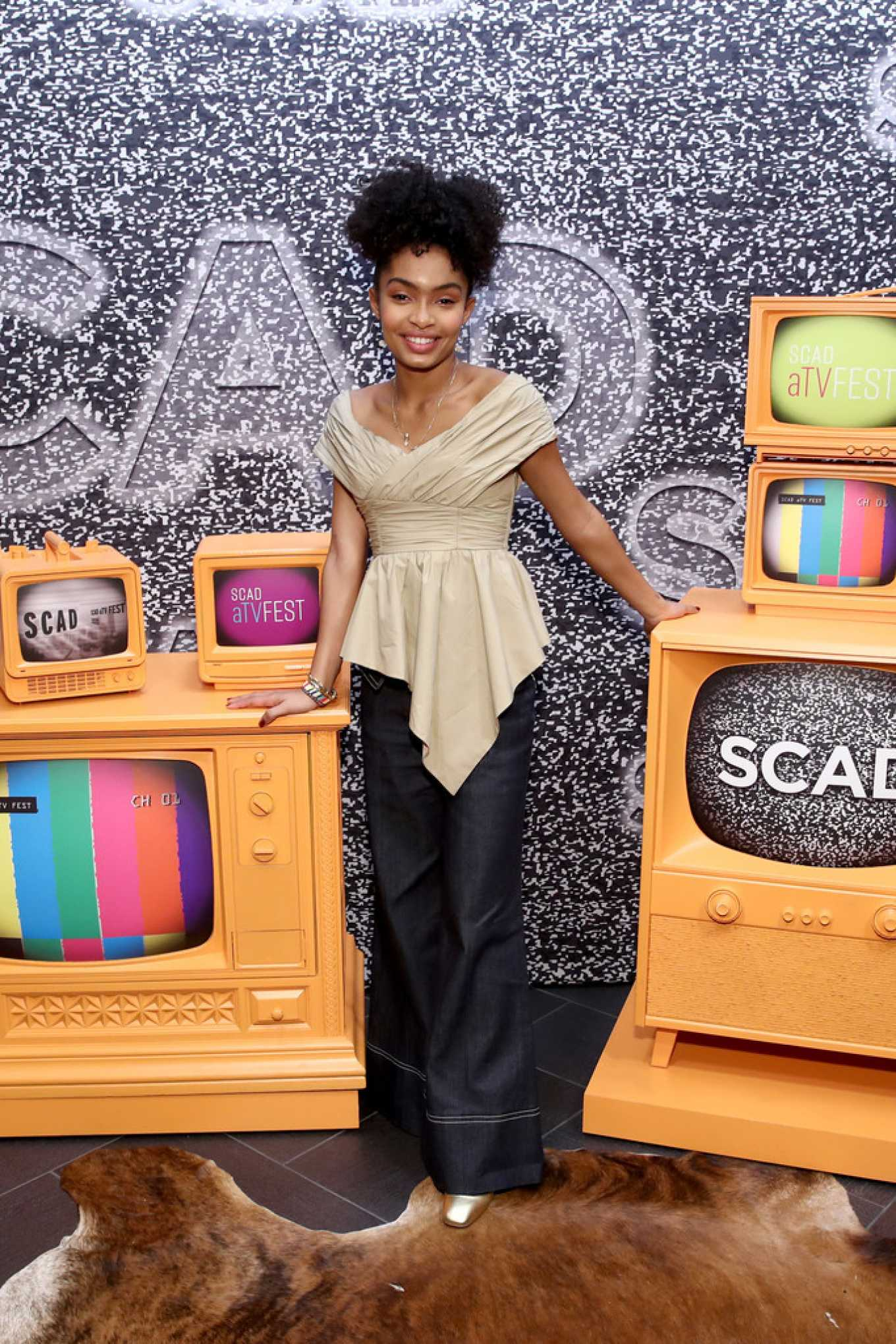 Yara Shahidi - SCAD aTVfest 2020 - The Spirit And Style Of 'Grown-ish' in Atlanta