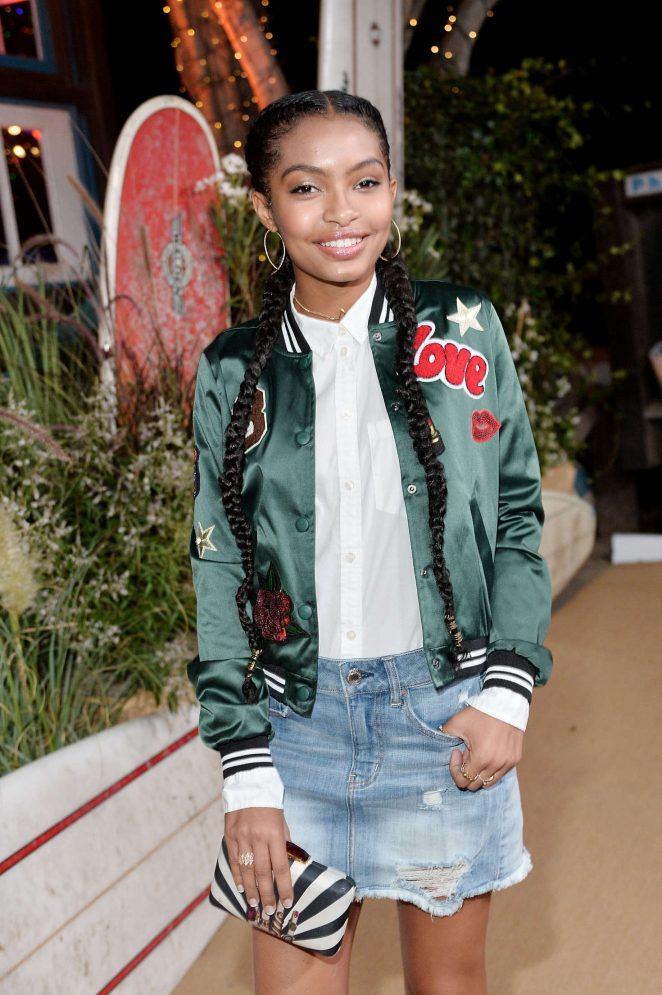 Yara Shahidi - Teen Vogue Young Hollywood Party in Los Angeles