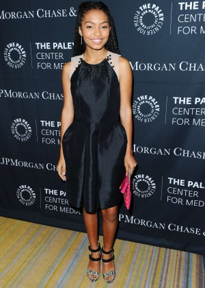 Yara Shahidi - Tribute to African American Achievements in Television 2015 in Beverly Hills