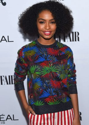 Yara Shahidi - Vanity Fair and L'Oreal Paris Toast to Young Hollywood in West Hollywood