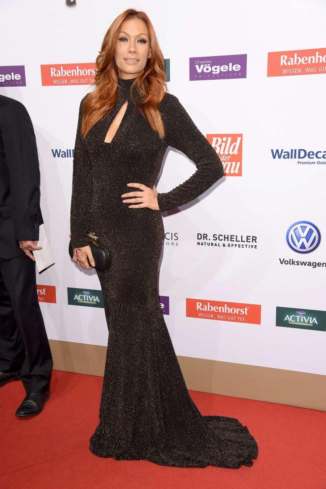 Yasmina Filali - Die Goldene Bild der Frau Awards 2016 in Hamburg