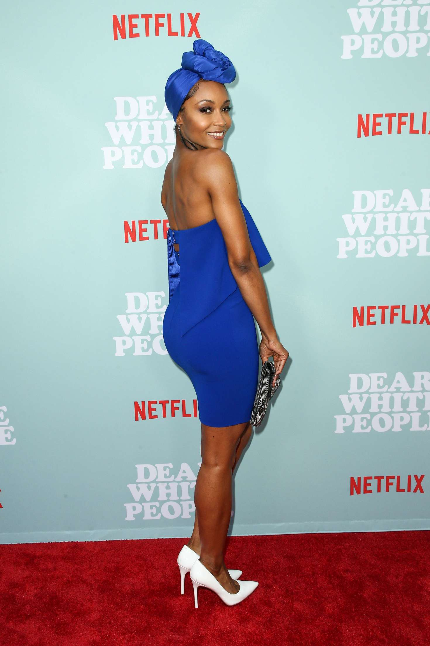 Yaya DaCosta 2018 : Yaya DaCosta: Dear White People TV Show Premiere -09