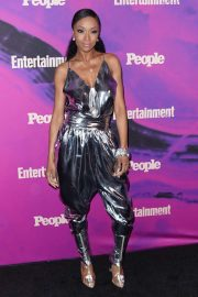 Yaya DaCosta - Entertainment Weekly & PEOPLE New York Upfronts Party in NY