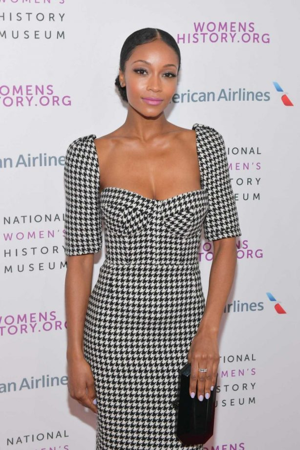 Yaya DaCosta - National Women's History Museum's Women Making History Awards in LA