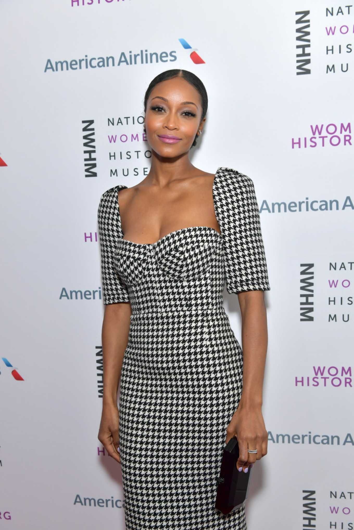 Yaya DaCosta 2020 : Yaya DaCosta – National Womens History Museums Women Making History Awards in LA-05