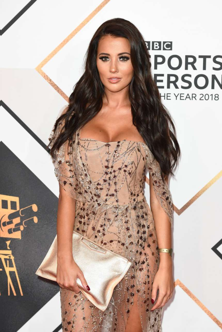 Yazmin Oukhellou 2018 : Yazmin Oukhellou: BBC Sports Personality Of The Year 2018 -03