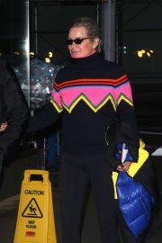 Yolanda Hadid - Out in NYC