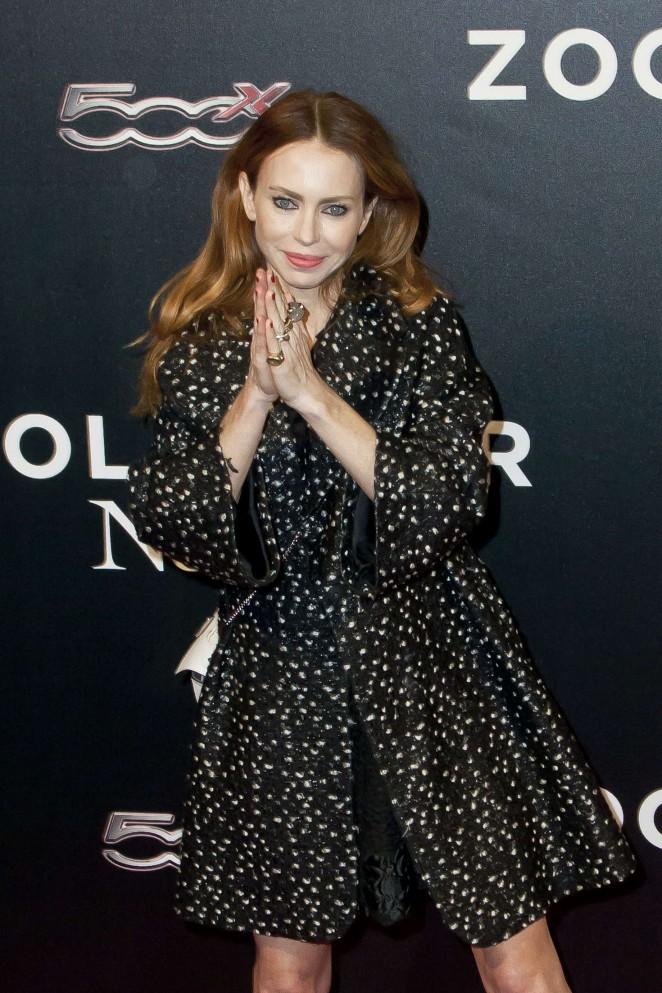 Yvonne Scio - 'Zoolander 2' Premiere in Rome