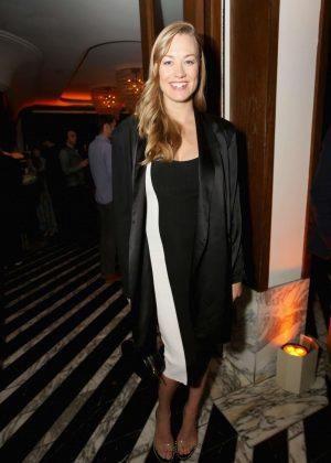 Yvonne Strahovski - Hulu Holiday Party in Los Angeles