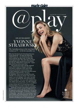 Yvonne Strahovski - Marie Claire Australia (April 2018)