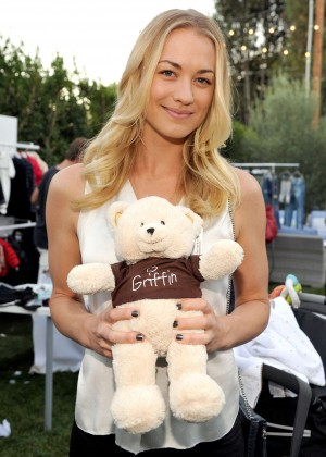 Yvonne Strahovski - Petit Maison Chic Fashion Show 2015 in Beverly Hills