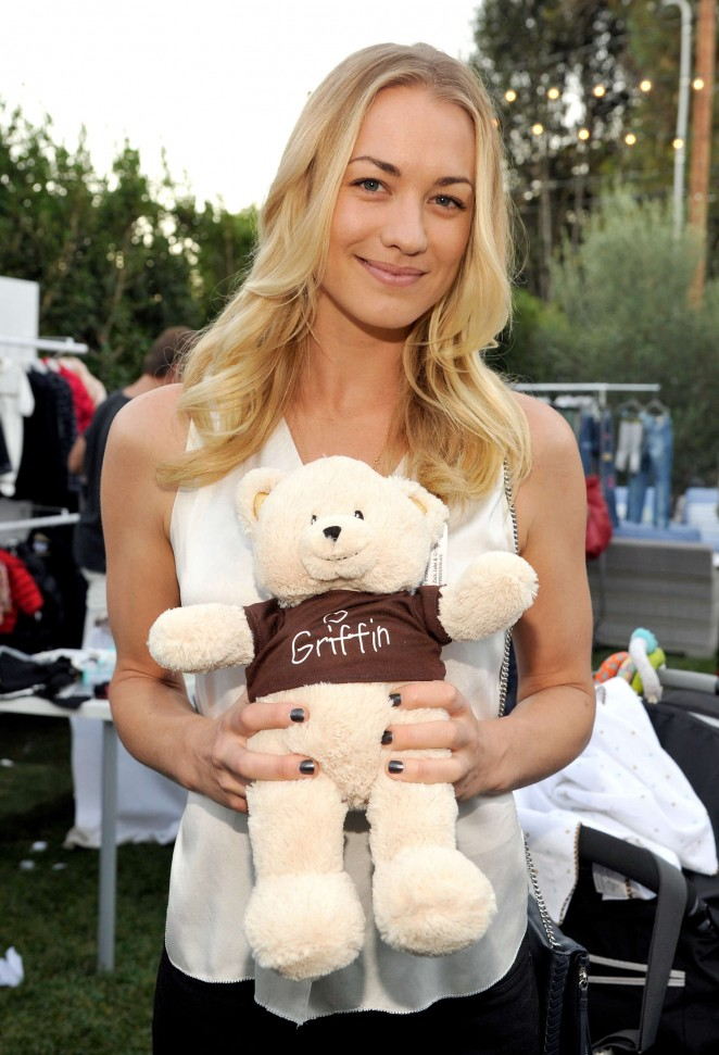 Yvonne Strahovski – Petit Maison Chic Fashion Show in Beverly Hills