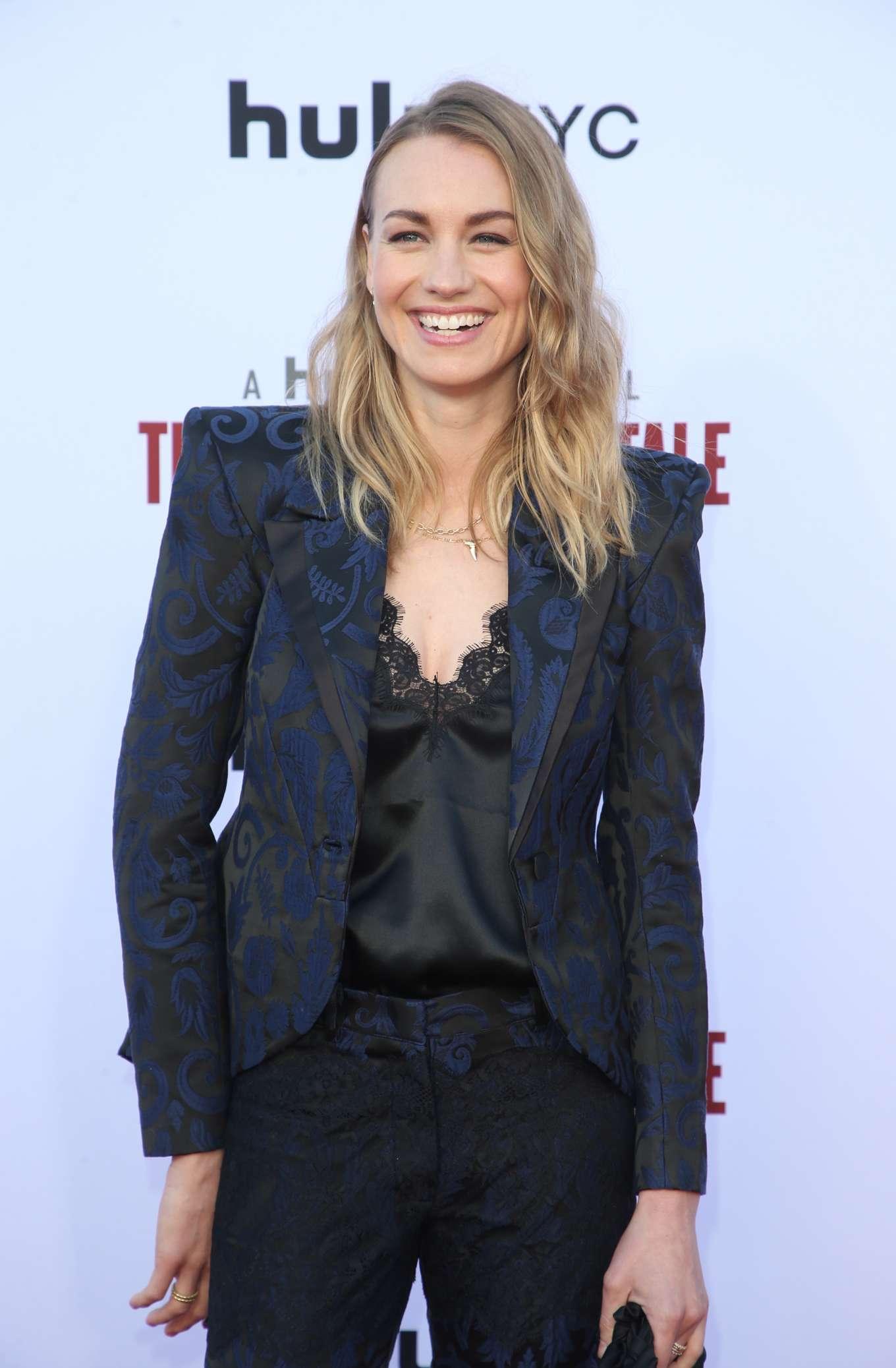 Yvonne Strahovski - The Hulu's 'The Handmaid's Tale' Season 3 Finale in Westwood