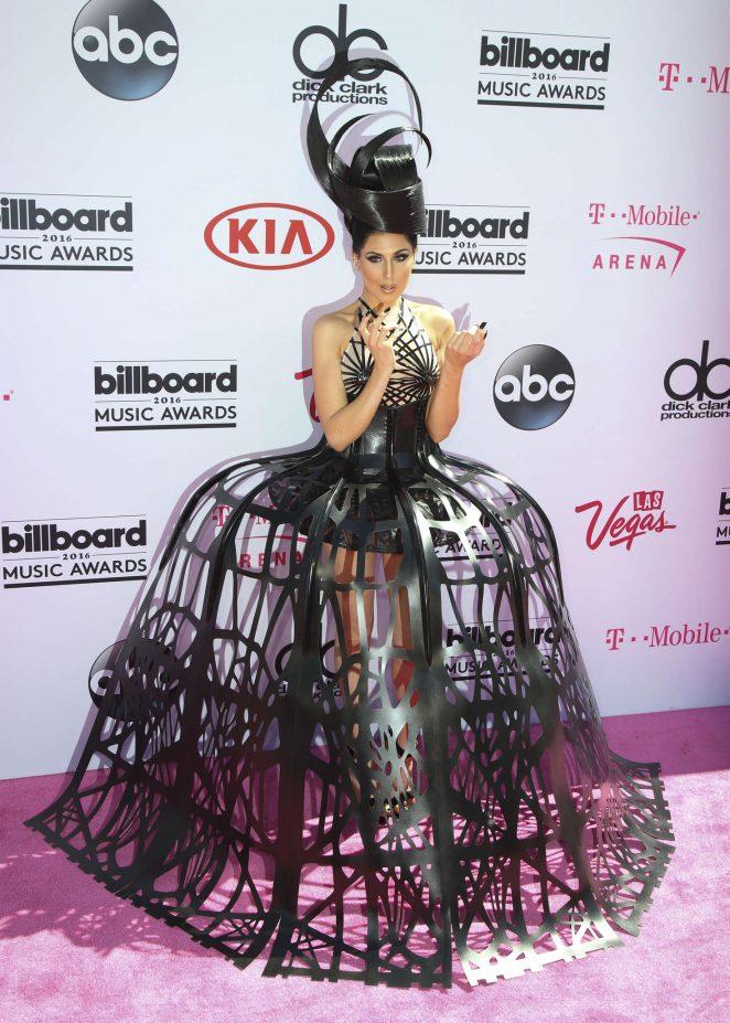 Z LaLa - 2016 Billboard Music Awards in Las Vegas