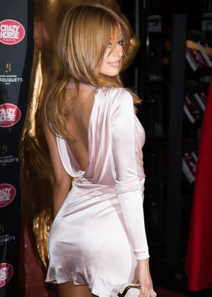 Zahia Dehar: Dita Von Teeses Crazy Show Opening Night -01
