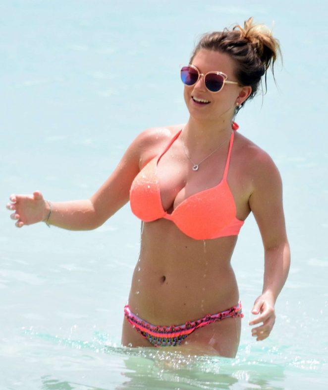 Zara Holland in Bikini -12