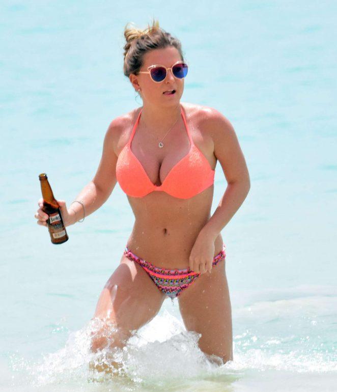 Zara Holland in Bikini -13