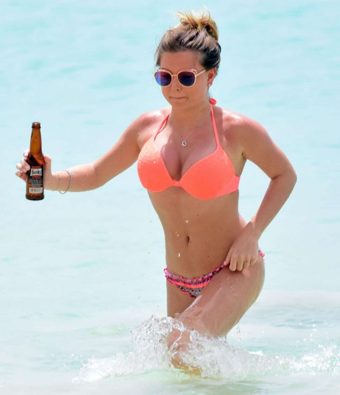 Zara Holland in Bikini -20