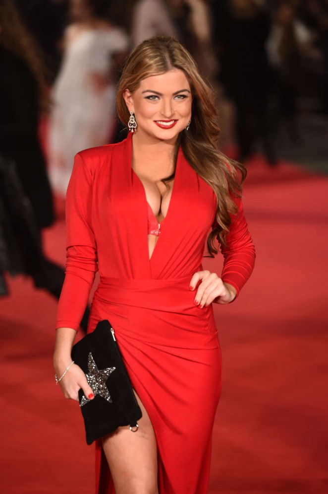 Zara Holland - 'Pride and Prejudice and Zombies' Premiere in London