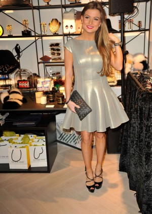 Zara Holland - To The Nine Store Launch in London