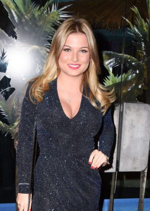 Zara Holland - VIP Opening Night Of Tropicana Beach Club in London