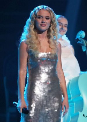 Zara Larson Performs at The Voice UK
