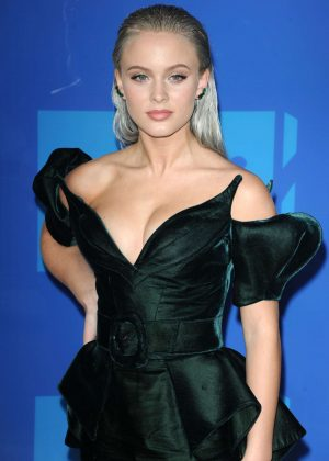 Zara Larsson - 2016 MTV Video Music Awards in NYC
