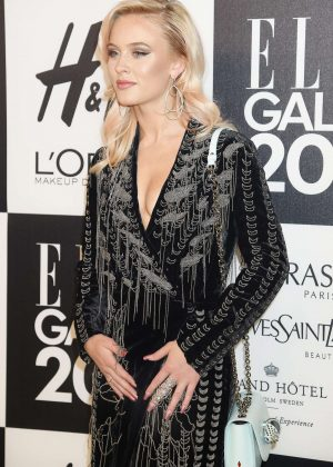 Zara Larsson - 'Elle Galan' Event 2017 in Sweden