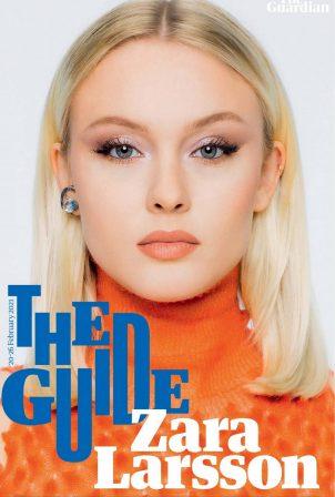 Zara Larsson - Guardian The Guide (February 2021)