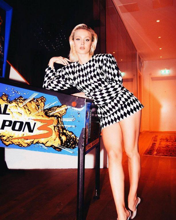 Zara Larsson - Johanna Pettersson Photoshoot (July 2020)