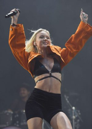 Zara Larsson - Performs at Fusion Festival 2018 in Liverpool